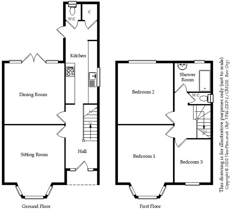 Floorplans For Timbers Square, Cardiff, CF24 3SH